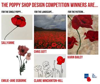 POPPY SHOP DESIGN COMPETITION WINNERS 2020