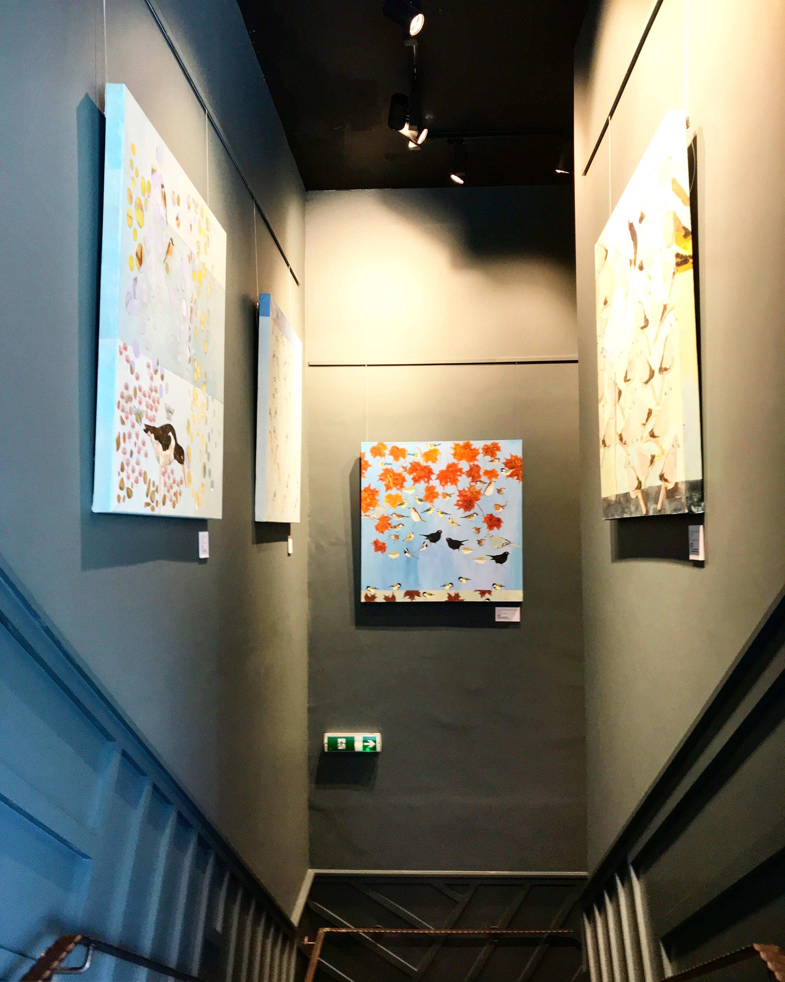 CHRISTOPHER RAINHAM - Exhibition View
