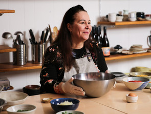 Taking You On A Culinary Adventure is Free To Feed's New Cooking Masterclass All Together Now