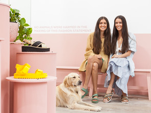 TWOOBS! Vegan Shoe Label Put's One Foot In Front Of The Other Shifting Towards Sustainability