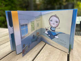 Meet Wally, The Small Character Creating a Large Conversation-Helping Kids to Manage Mental Health