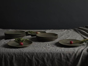 Plate Up Your Christmas Meal on Stunning Earthly Tablewares from The Good Plate