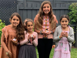 Smell of Hope's Hand-Poured Candles & Heavenly Diffusers Helping Fight Children's Cancer
