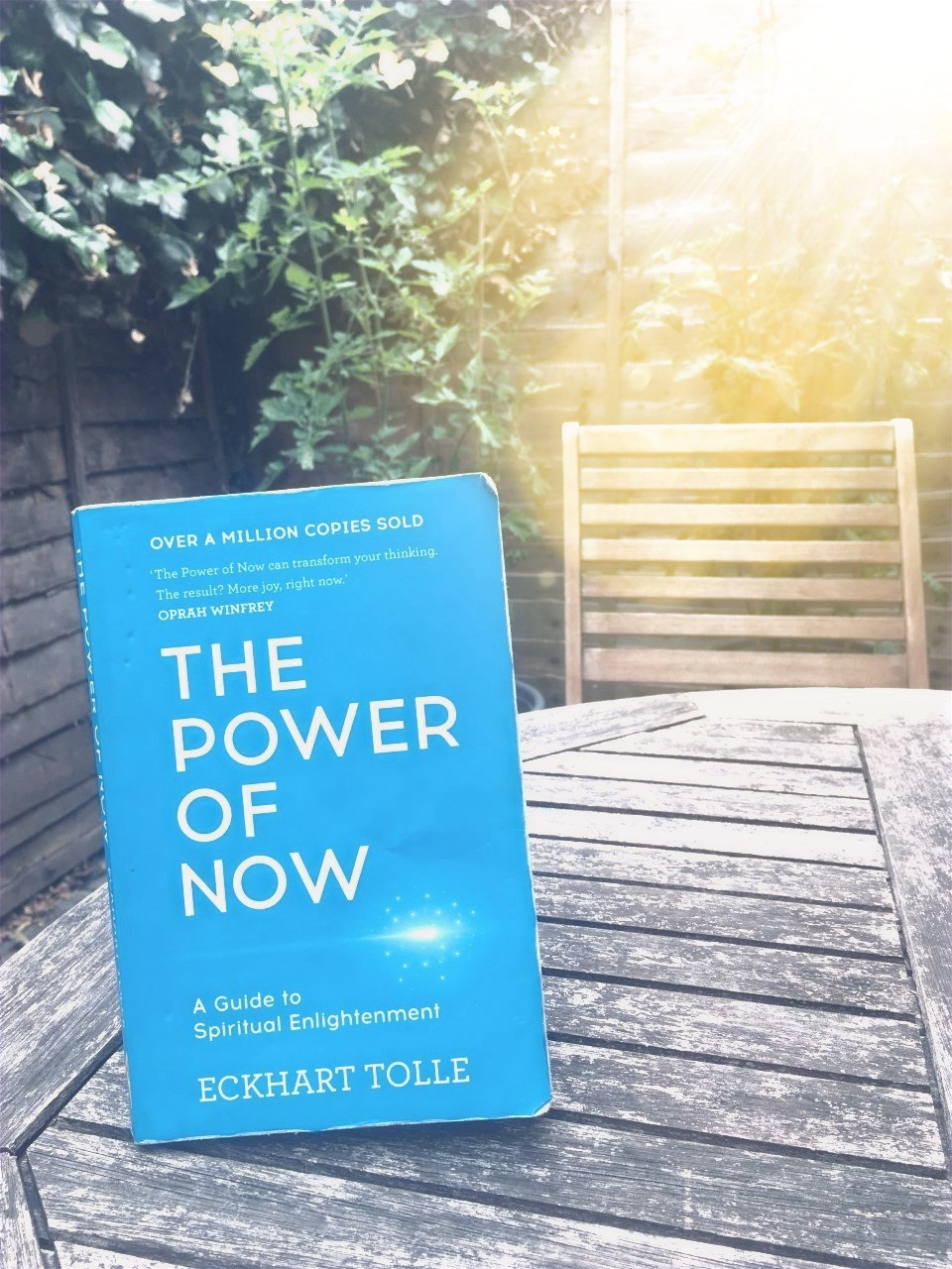 the power of now eckhart tolle book review london