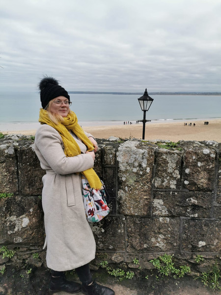 St Ives, Cornwall - Jan 2020