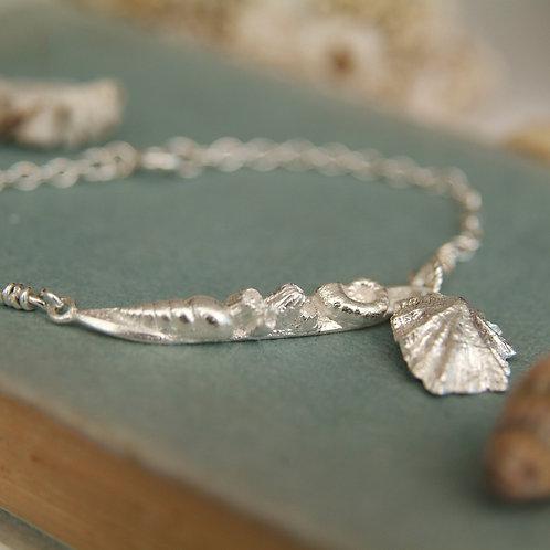 Barnacles Shell Bracelet