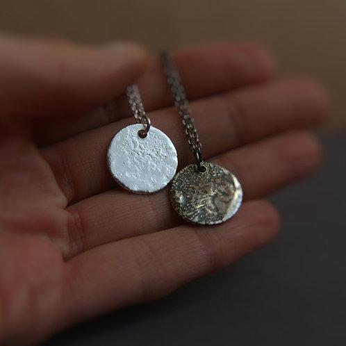 Moon Necklace, Celestial Jewellery