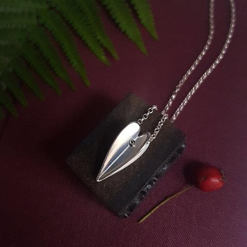 Heart Pendant Loveheart Necklace