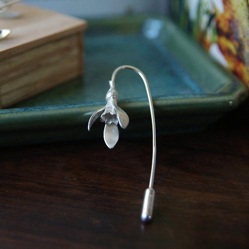 Snowdrop Galanthus Pin