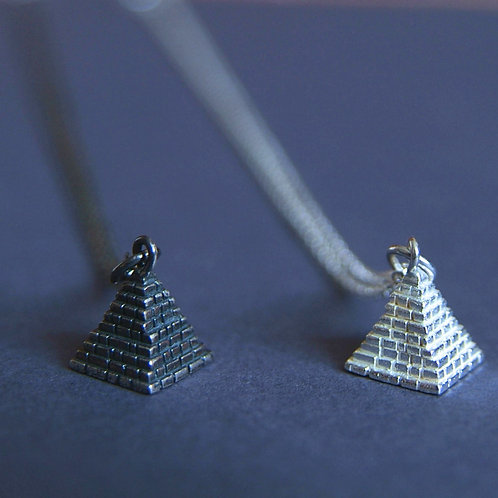 Eygptian Pyramid Necklace