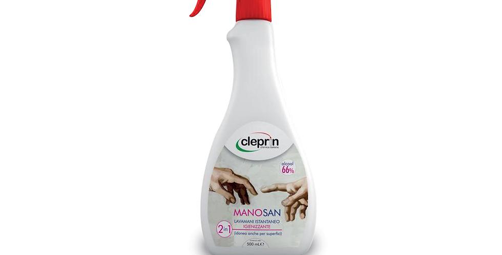 Cleprin - Manosan igienizzante 500ml