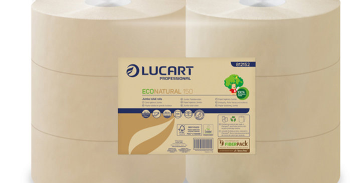 Lucart mini Jumbo carta igienica