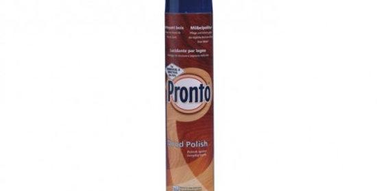Pronto Wood Polish 500 ml - Diversey Spa - Detergente Spay LEGNO
