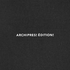 Archipress éditions
