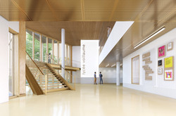 Hall Lycée Voillaume