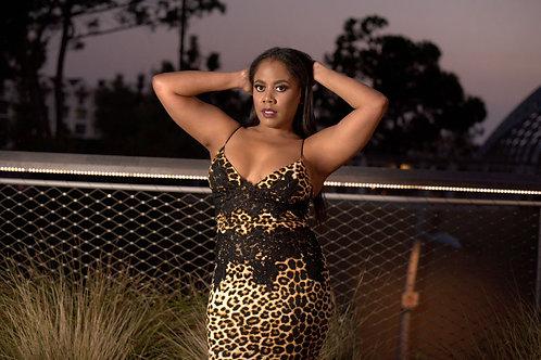 Leopard Lady set