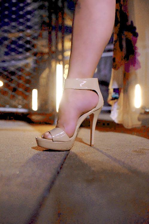 Beige Beauty Shoe