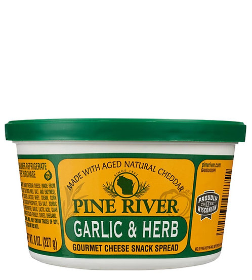 GARLIC AND HERB GOURMET SNACK SPREAD