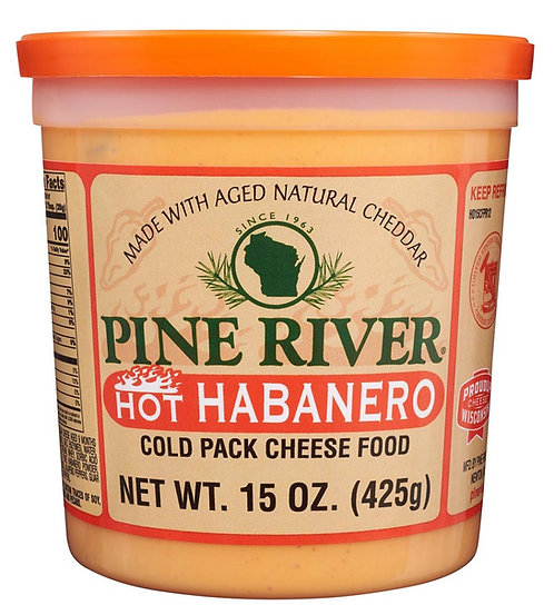 HOT HABANERO COLD PACK CHEESE