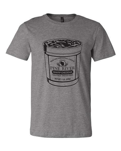 Pine River Sharp Cheddar Cup T-shirt