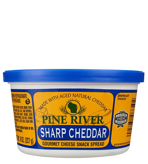 SHARP CHEDDAR GOURMET SNACK SPREAD