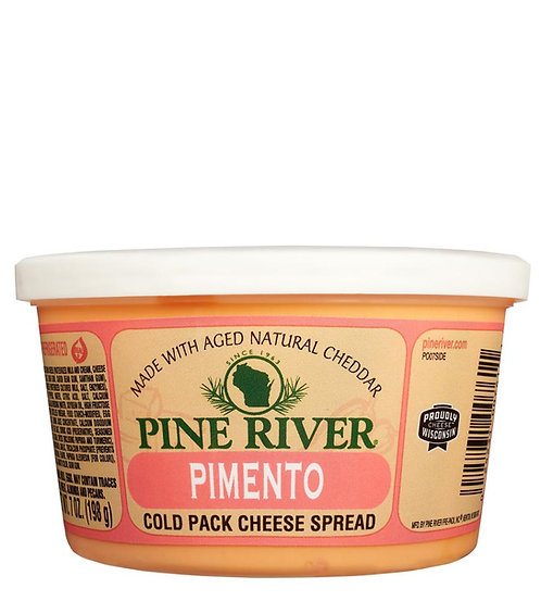 PIMENTO COLD PACK CHEESE