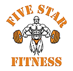 Five Star Fitness Logo