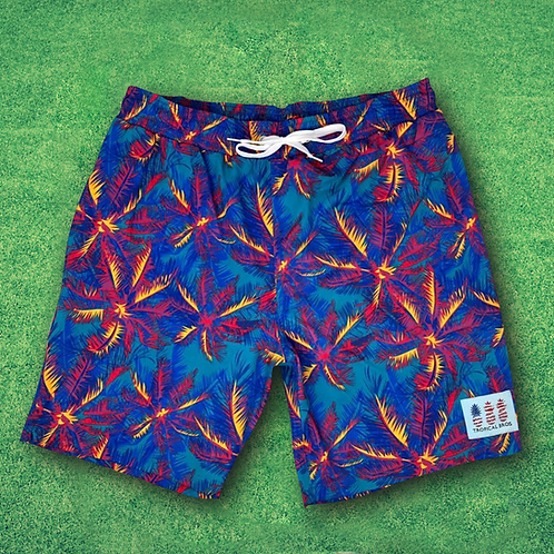 Psycho Palms Swimsuit