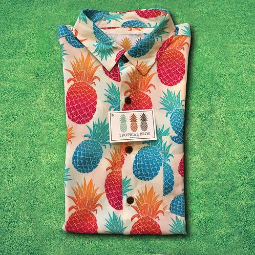 Electric Palms Hawaiian Shirt