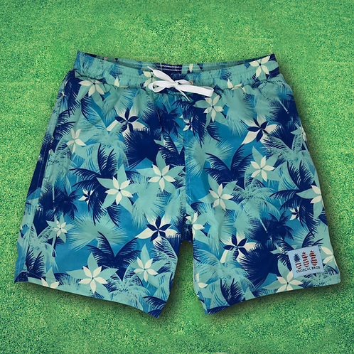 Tropical Palms Swimsuit