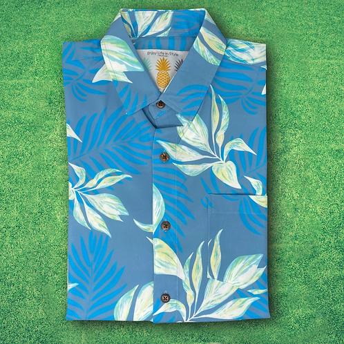 "Super Stretch - The ""Dad Bod"" Hawaiian Shirt"