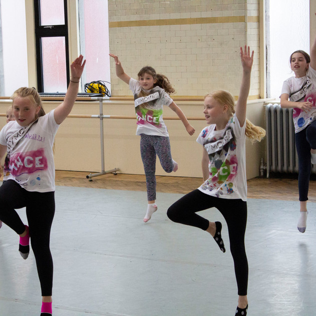 Kids Contemporary