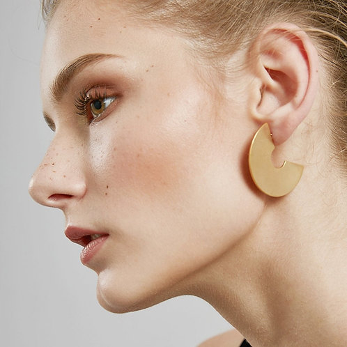 Marly Earrings - Gold