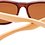 Thumbnail: Real Bamboo Wanderer Sunglasses in Black or Brown by WUDN