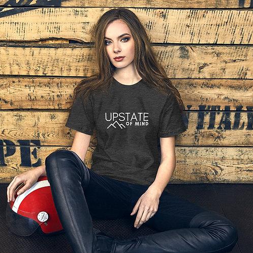 """""""Upstate of Mind"""" Short-Sleeve Unisex T-Shirt"""