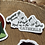 "Thumbnail: ""Meet Me In The Catskills"" Vinyl Sticker"