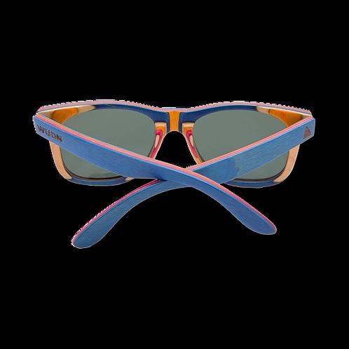 Recycled Skatedeck Escalator Sunglasses by WUDN