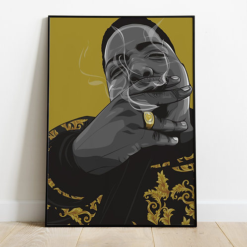 Biggie Print