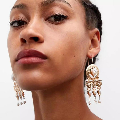 Meet Me in Bali Baroque Earrings