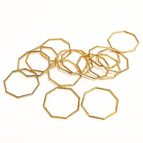 Nash Octagon Ring