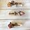 Thumbnail: Selenite Wand + Palo Santo Bundle w. Flowers