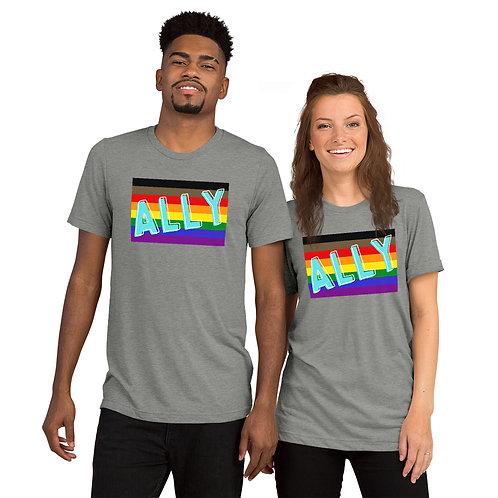 ALLY Unisex Tri-Blend T-Shirt
