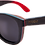Thumbnail: Recycled Skatedeck Ollie Black Sunglasses by WUDN