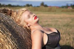 big boobs model