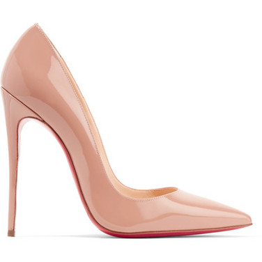 sexy stilletto nude heel