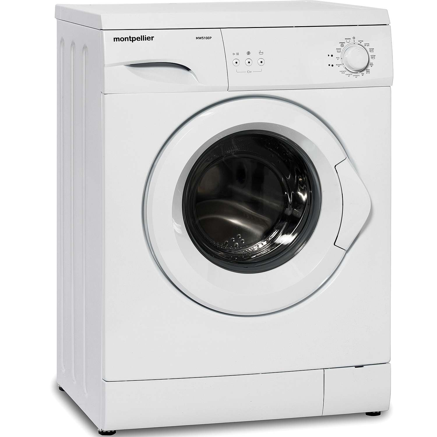 MONTPELLIER 5KG WASHING MACHINE