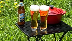 アウトドアビールを劇的に美味しく。世界初の技術がつまったビアグラス