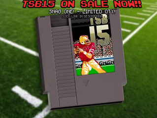 NY Tecmo to demo Tecmo Bowl 15