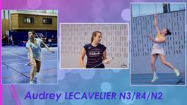 INTERVIEW 1 : Venez découvrir Audrey Lecavelier, première recrue du CAB