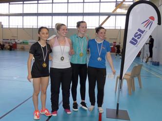 Championnat de Normandie adultes